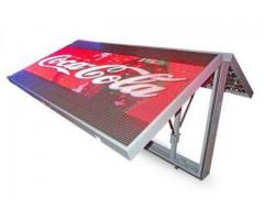 Outdoor Double Faces Led Display Double Sided LED Sign BY HIPHEN SOLUTIONS