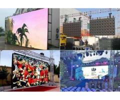 PH5 Outdoor Rental LED Screen 640×640mm BY HIPHEN SOLUTIONS