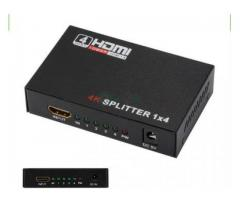 4 Port Hdmi 1080P Video In Nigeria By Hiphen Solutions
