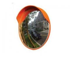 120cm Outdoor Road Traffic Convex PC Mirror Safety & Security BY HIPHEN SOLUTIONS