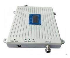 Home/ Office Use Tri Band Cell Signal Repeater BY HIPHEN SOLUTIONS