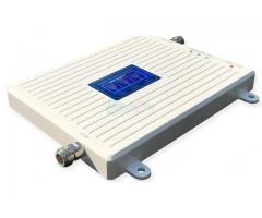 Tri Band 900 / 2100 / 2600 Booster Mobile Signal Booster BY HIPHEN SOLUTIONS