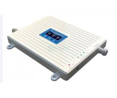 2G 3G 4G Tri Band 900/1800/2100 Mhz Signal Repeater Booster BY HIPHEN SOLUTIONS