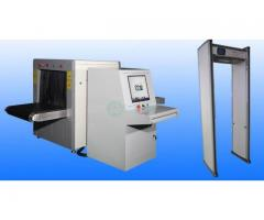 Airport Security X Ray Scanner Tunnel by HIPHEN SOLUTIONS
