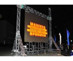 PH4.81 Outdoor Module Front Maintain LED Display 500×1000mm BY HIPHEN SOLUTIONS