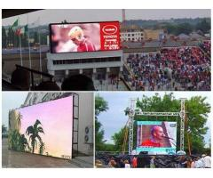 PH3.91 Outdoor LED Advert Screen Cabinet 500×500mm BY HIPHEN SOLUTIONS