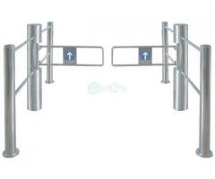 Mall Swing Barrier Gate Compatible IC ID Card Control BY HIPHEN SOLUTIONS