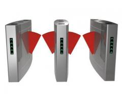 IR Sensor Luxury Smart Retractable Barrier Turnstile BY HIPHEN SOLUTIONS