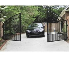 AUTOMATED GATE SYSTEM INSTALLATION IN ABIA STATE BY EZILIFE TECHNOLOGY