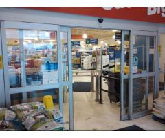 AUTOMATED SLIDING DOOR SYSTEM INSTALLATION IN ABIA STATE