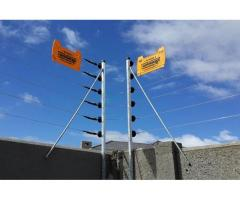 ELECTRIC FENCE INSTALLATION IN ABIA STATE BY EZILIFE