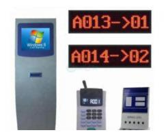 Number Queuing Display System Solution For Service Centers BY HIPHEN SOLUTIONS