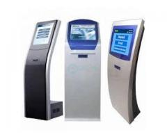 Queue Management System Ticket Dispenser & Auto Cutter BY HIPHEN SOLUTIONS