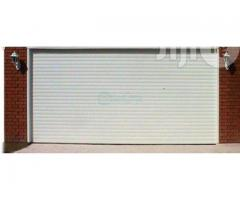 Remote Control Aluminum Rolling Shutter Garage Door BY HIPHEN SOLUTIONS
