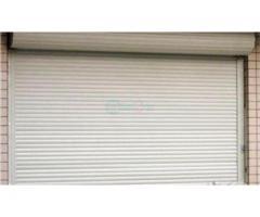 Roller Shutter Garage Door With Spring BY HIPHEN SOLUTIONS