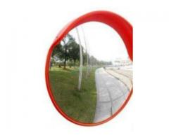 Rear View Traffic Security Curved Convex Mirror BY HIPHEN SOLUTIONS
