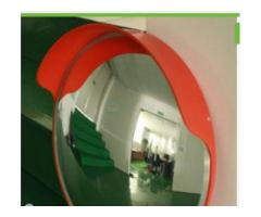 180 Degree Convex Outdoors Mirror BY HIPHEN SOLUTIONS