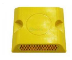 Yellow Road Stud BY HIPHEN SOLUTIONS